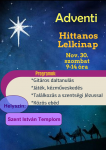 Adventi hittanos lelkinap 2019